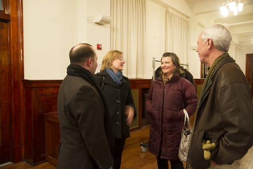 December 2013 - Pitt Advocates Reception Gallery