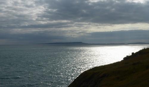 42 Portland and a silvery sea
