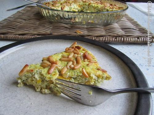 ©Zucchinikuchen – Torta di zucchine (2)