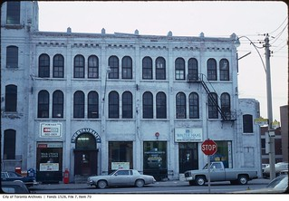Dalton's Building at Front and Ontario Streets