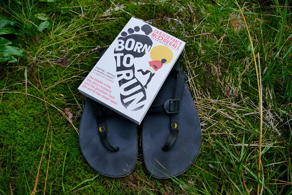 Luna Sandals OSO & Born to Run