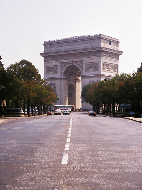 Arco de Triunfo de l'Etoile