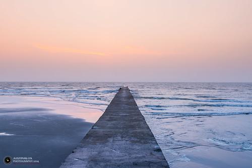 sunset sea nikon hsinchu taiwan explore nd 夕陽 台灣 日落 新竹 風景 夕照 d610 黑卡 explored 風景攝影 nikon1635mm 海之聲