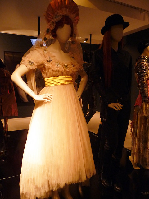 The Fashion World of Jean Paul Gaultier, Barbican London 2014