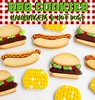 BBQ Cookies Hamburgers & Hot Dogs