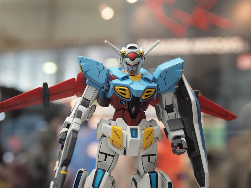 Gundam Reconguista in G 1/144 Model Kit