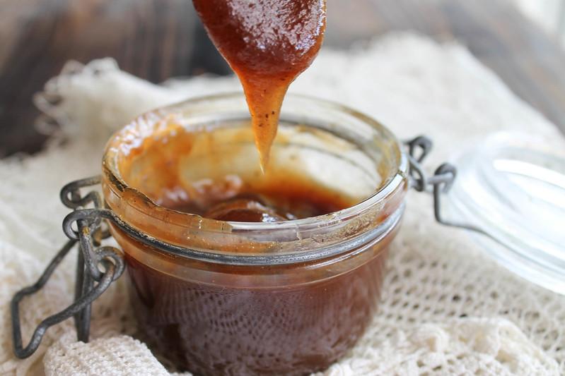 Recette de sauce caramel
