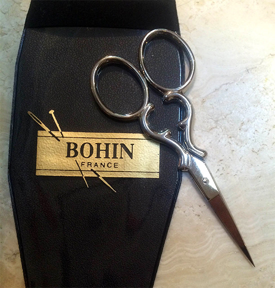 Bohin Scissors