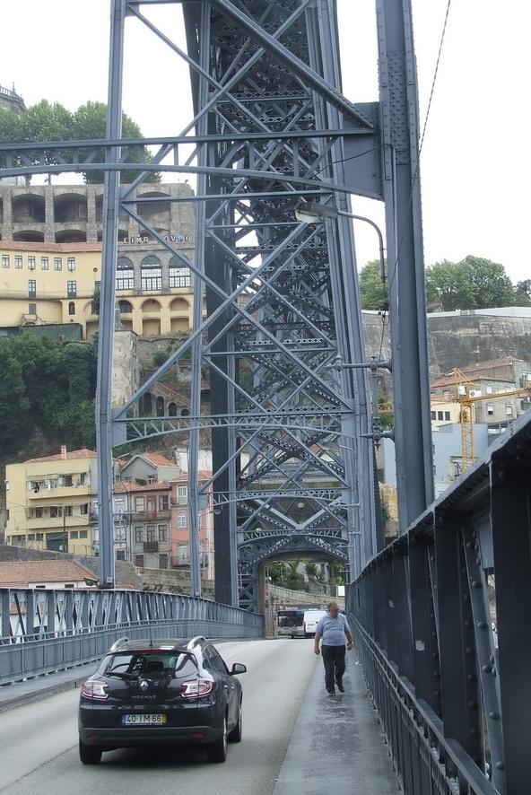 Pont Luiz - pont inférieur
