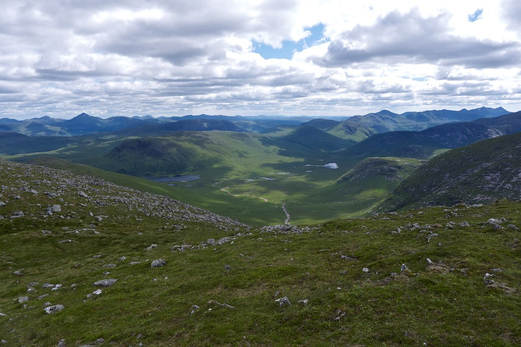 Loch Dochard and the Upper Kinglass