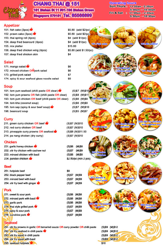 Chang Thai Menu-1