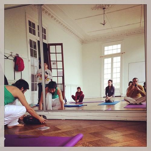 Yoga #GFU #valparaíso #chile