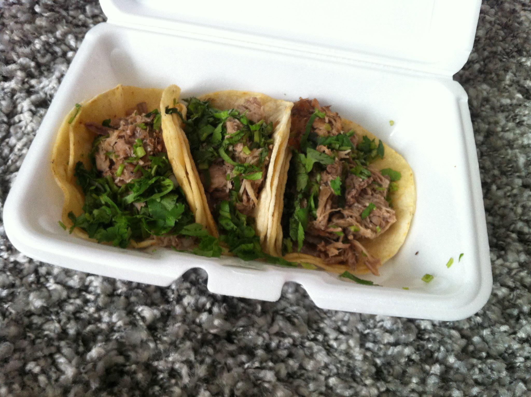 Brooklyn tacos