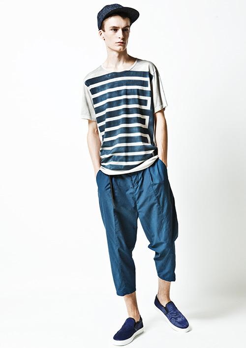 SS15 Tokyo KAZUYUKI KUMAGAI006_Jack Chambers(Fashion Press)