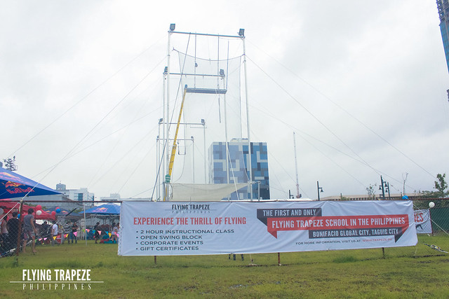 I Believe I can FLY! |My Experience at Flying Trapeze Philippines