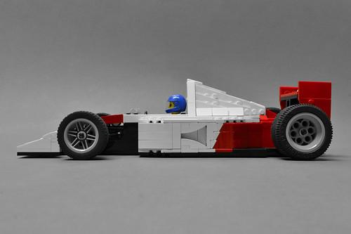 McLaren MP4/6 (5)