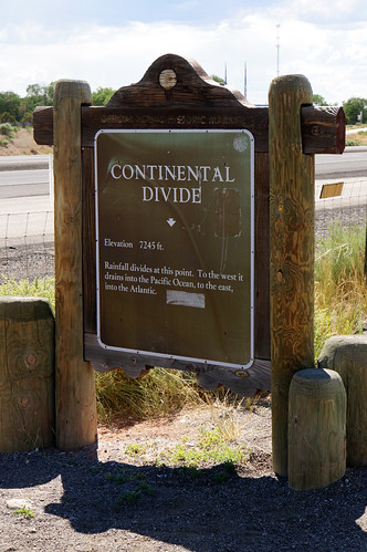 Continental Divide - New Mexico