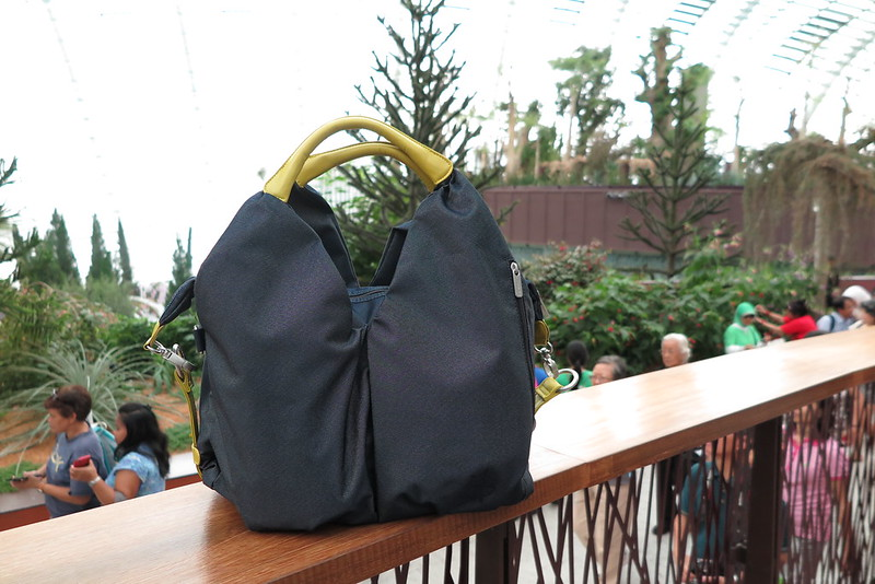 Lassig Green Label Neckline Diaper Bag Review