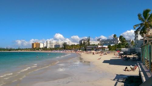 puertorico beach htc htconem8 sanjuan