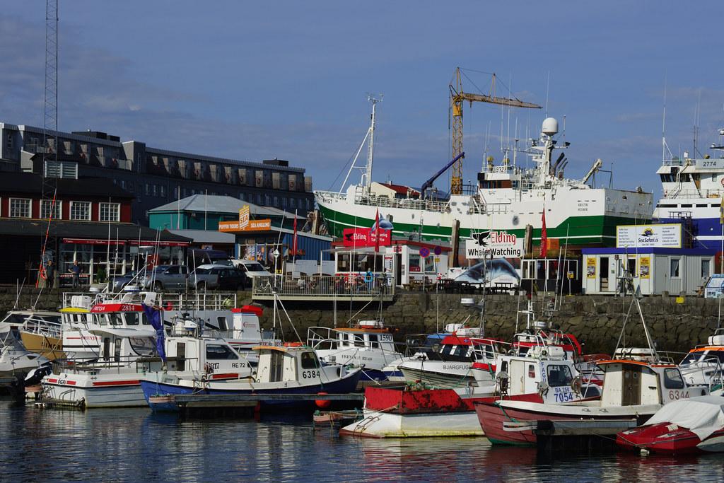 Reykjavík Old Harbour