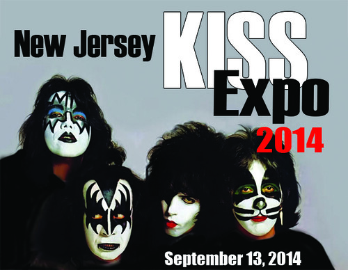 09/13/14 New Jersey Kiss Expo 2014 @ Edison, NJ