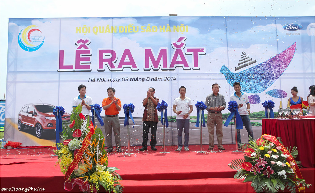 Lễ ra mắt Hội quán Diều Sáo Hà Nội