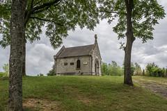Chemin des Dames: Chapelle Ste Berthe