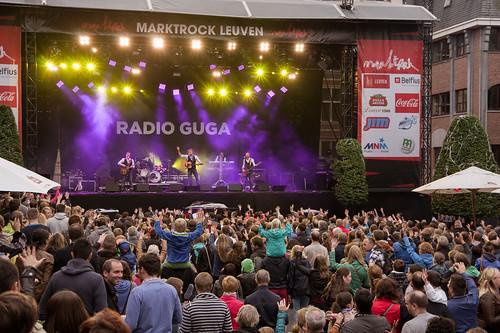 Marktrock 2014 - Radio Guga