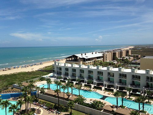 Nothing Over   South Padre Island