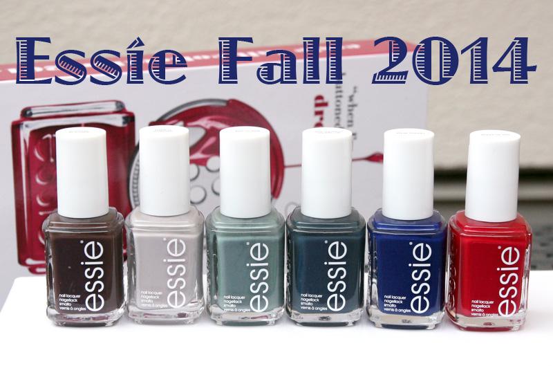 Essie fall 2014
