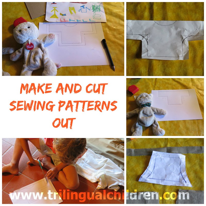 make-cut sewing patterns