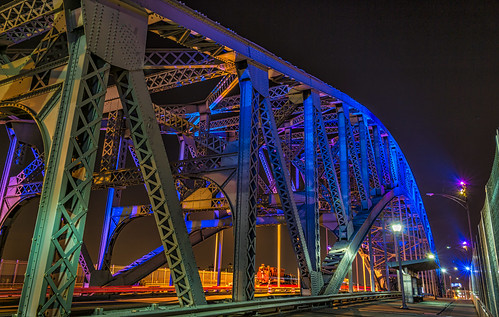Veterans Memorial Bridge by Geoff Livingston