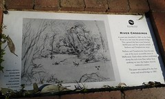 Information on Banksia Street crossing of Yarra River