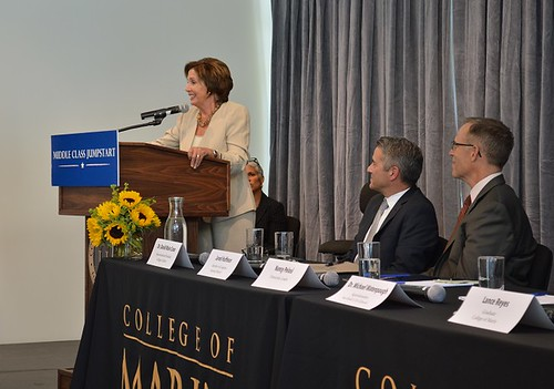 Middle Class Jumpstart for Affordable Education at College of Marin