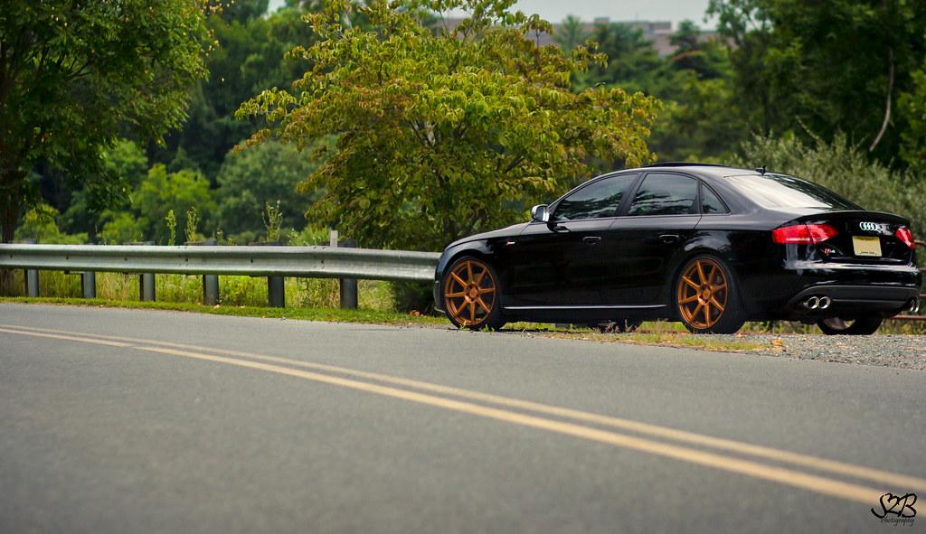 Audi S4 Velgen Wheels VMB8 Bronze
