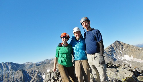 Group Picture on Father Dyer Peak