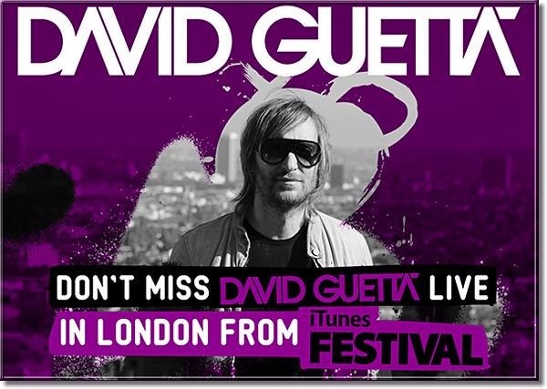 David Guetta - iTunes Festival London (2014) WEB-DL 1080p
