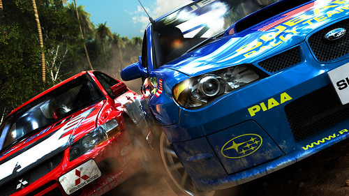 Games Racing Car Wallpaper