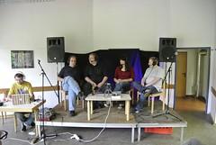 Live Podcasten bei Podstock 2014