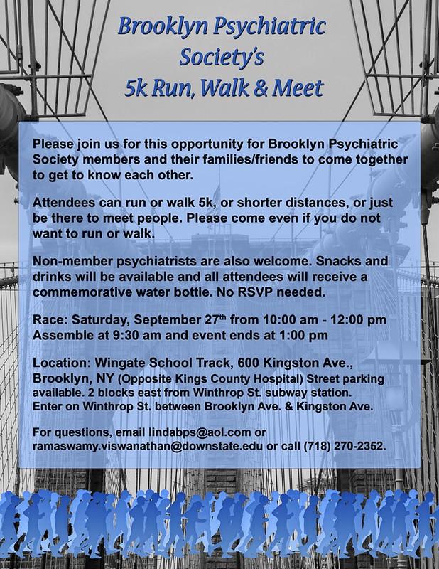 BPS 5k Run and Walk