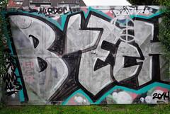 Graffiti in Mönchengladbach-Rheydt