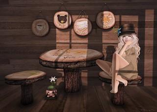 ~my little cabin~