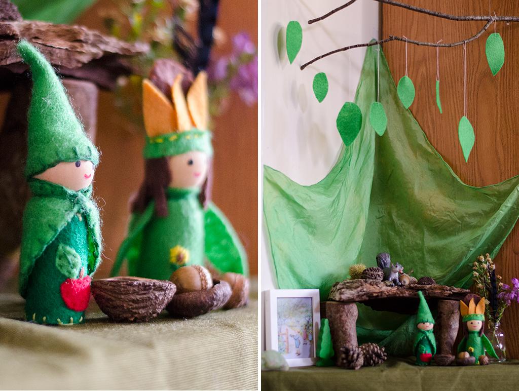 gnome collage