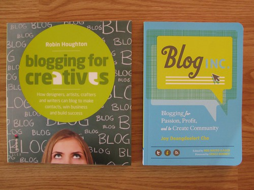 Books for bloggers