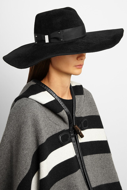 Eugenia Kim bette rabbit felt hat