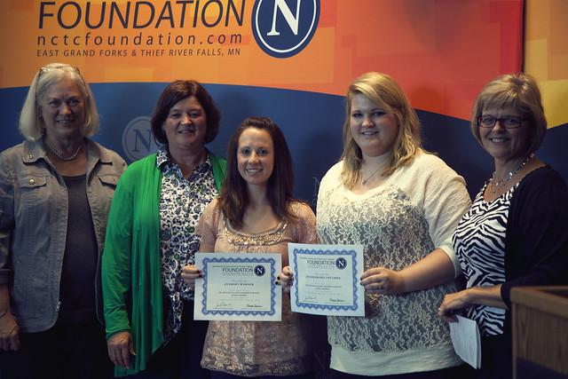 2014 EGF Fall Scholarship Ceremony