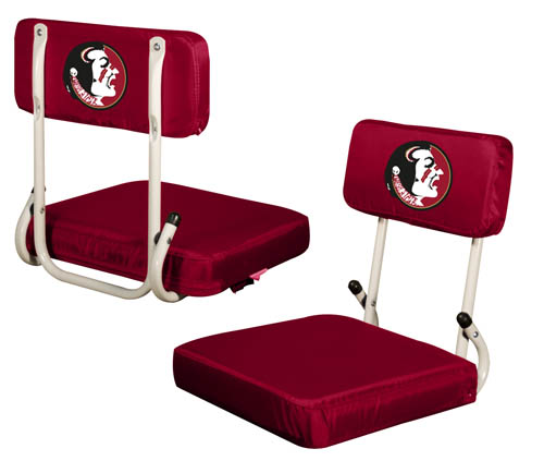 FLORIDA STATE FSU SEMINOLES Hard Back Stadium Seat