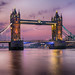 Tower Bridge at Dawn by UlyssesThirtyOne