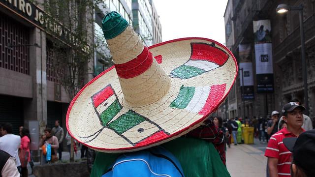 México de fiesta