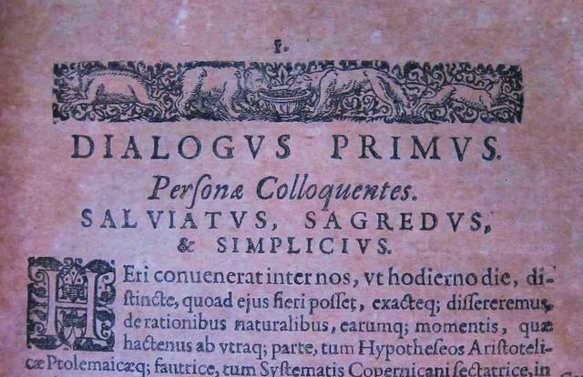 Galileo 1635 caption title
